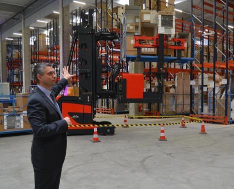 35 ans et un centre logistique neuf | logistiqu... | Logistique et Transport GLT | Scoop.it