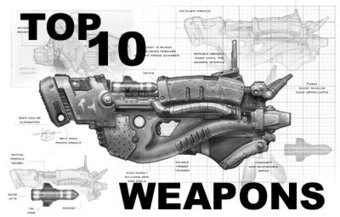 TOP 10 Future Weapons | South Wing by Leonardo Martins | Scoop.it