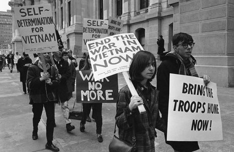 Who Will Tell the Story of the Peace Movement? | histgeoblog | Scoop.it