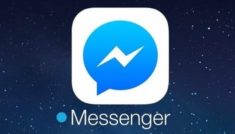 Facebook Messenger introduit le sondage et teste le paiement in-app | Référencement internet | Scoop.it