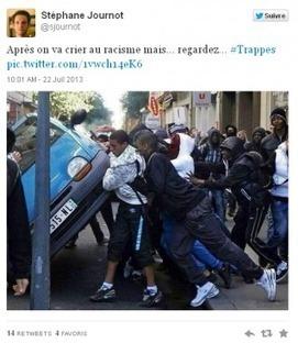 Course au sensationnel à Trappes : TF1.fr illustre l'événement avec une photo de 2005 | Les médias face à leur destin | Scoop.it