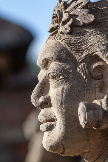 Stone Faces IV | Bali Style | Scoop.it