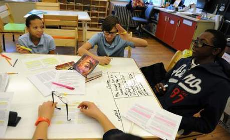 Environmental Charter School in Regent Square lets students design classroom | Using Technology to Transform Learning | Scoop.it