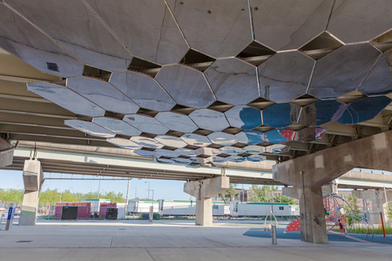 Toronto's Underpass Park | Green Living | Scoop.it