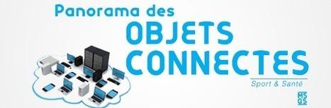 Panorama des objets connectés sport et santé - MS&QS | le monde de la e-santé | Scoop.it