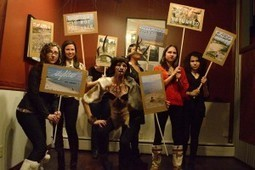 #NWT #artists, #musicians face off against #fracking | NWT News | Scoop.it