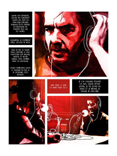 Une BD sur Laurent Garnier | Sourdoreille | News musique | Scoop.it