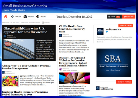 smbizamerica | Founder : Small Businesses of America | Scoop.it
