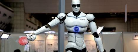 Des robots copains et gardiens de nos aînés ?   dependance   Scoop.it