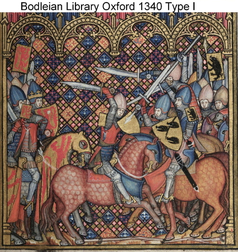 Ethnographic Arms & Armour - The Falchion or Malchus, the rarest medieval sword | historical medieval battle | Scoop.it