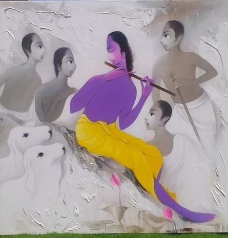 "Gallery Pradarshak: On View at Pradarshak: ""The"" Girams"" 