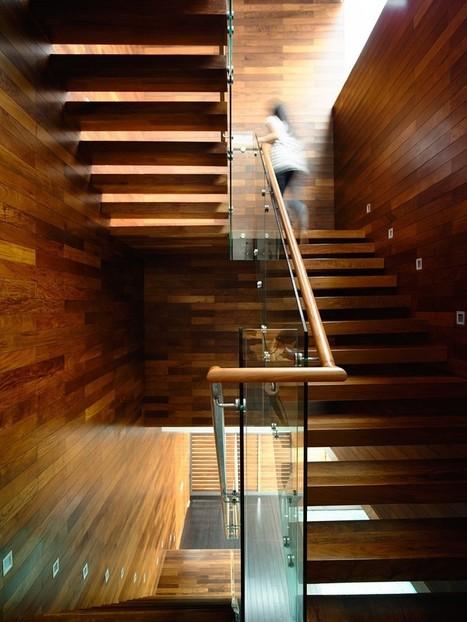 HYLA Design A Contemporary Home For A Family In Singapore | Construire et rénover sa maison | Scoop.it
