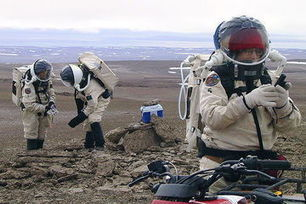 Mock Mars Mission Will Test Stresses of Red Planet Living | Politically Incorrect | Scoop.it