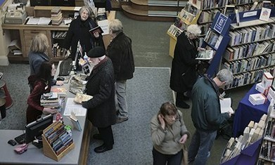 Austerity measures make libraries vital as more needy people use them | Digital information and public libraries | Scoop.it