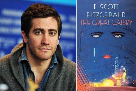 Jake Gyllenhaal Reads 'The Great Gatsby' | ciberpocket | Scoop.it