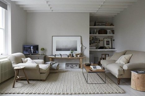 Flat to rent in King Henrys Road, London, NW3 | Sandfords | Regents Park Property | Scoop.it