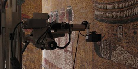 L'impression 3D dans les musées | Le numérique pour la conservation du patrimoine | Scoop.it