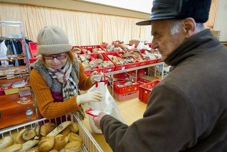 Storming the Food Banks: Charities Struggle with Growing Demand - SPIEGEL ONLINE | ApocalypseSurvival | Scoop.it