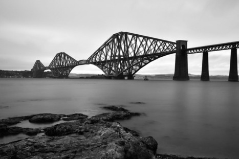 © Svein Wiiger Olsen - Firth of Forth Bridge Long Exposure | post35mm.com - photography | Scoop.it