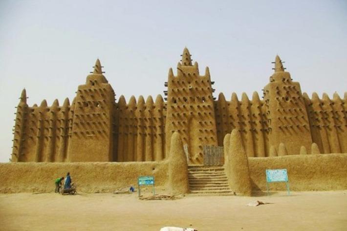 Sites historiques au Mali : La ville de Djenné sur la liste du patrimoine mondial de l'UNESCO | Mali Web | Kiosque du monde : Afrique | Scoop.it