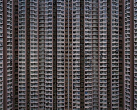 These Unbelievable Photos Make Hong Kong Look Like Abstract Art | What's new in Visual Communication? | Scoop.it