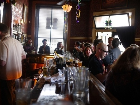 Why a Good Bar Is Essential to Sustainable Communities | green streets | Scoop.it
