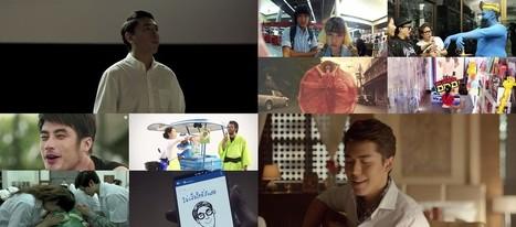 10 อันดับโฆษณาเปรี้ยง ยอดวิวพุ่งบน YouTube ประเทศไทย (ไตรมาสแรก 2558) | Sémio PUB | Scoop.it