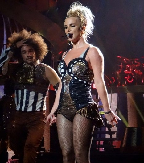 Britney Spears - In Las Vegas During Planet Hollywood Performace | Daily Celebrity Pictures and Photoshoots | Scoop.it