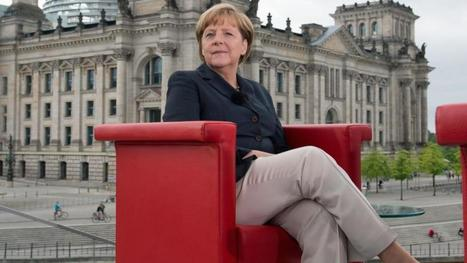 Merkel highlights failings in Irish data protection ahead of EU action | RIA Press Round-up | Scoop.it