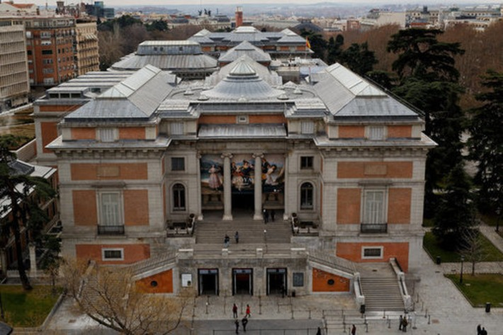 At Museo del Prado, Blind Visitors Can Touch Masterpieces | For Art's Sake-1 | Scoop.it