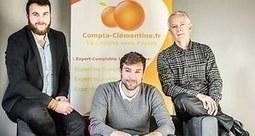 Compta Clémentine, la comptabilité sans pépins se met en ligne   COMMUNICATION DES CABINETS   Scoop.it