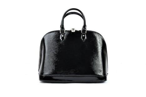 Louis Vuitton EPI Leather Alma Black Bags [20130807] - $230.00 : bagbagsoutlets | bags outlet | Scoop.it