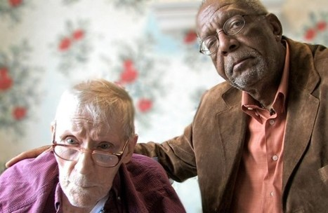 When Growing Old Makes You Invisible As A Gay Person | LGBT Seniors | Scoop.it