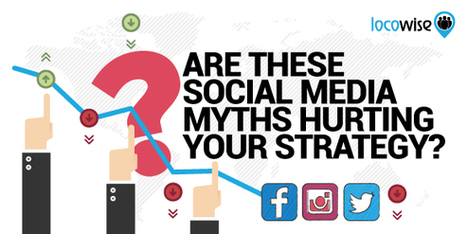 Are These Social Media Myths Hurting Your Strategy? | Mind Blowing Blabber | Scoop.it