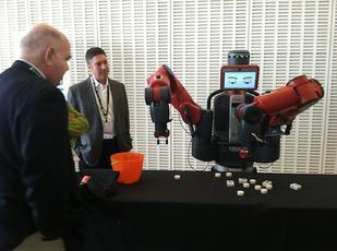 Rodney Brooks: Human-like robot Baxter could find use in elder care - Boston Business Journal | leapmind | Scoop.it