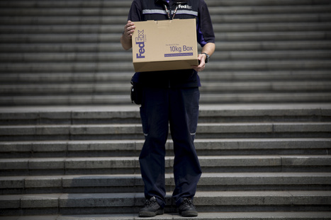 FedEx 2015 Profit Forecast Tops Estimates on Growth View - Bloomberg | Logistics Curiosity | Scoop.it