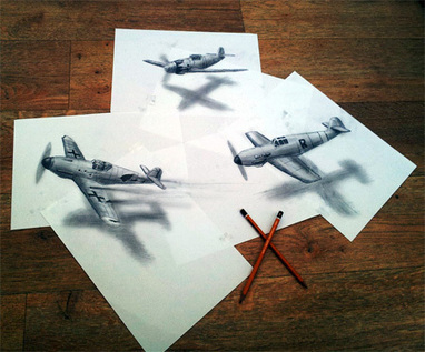 3D Drawings by Ramon Bruin | Interesting stories from around the web. | Scoop.it