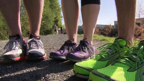 How Technology is Redesigning Running Shoes | Technology in Business Today | Scoop.it