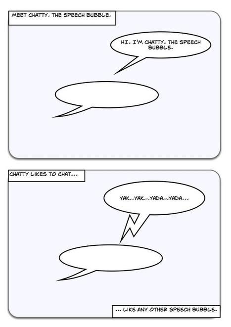 Comic lines | comic | Scoop.it