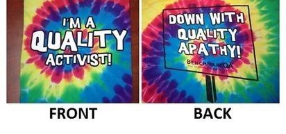 I'm a Quality Activist! - BenchmarkQA BQA Blog | QA Automation by Applitools | Scoop.it
