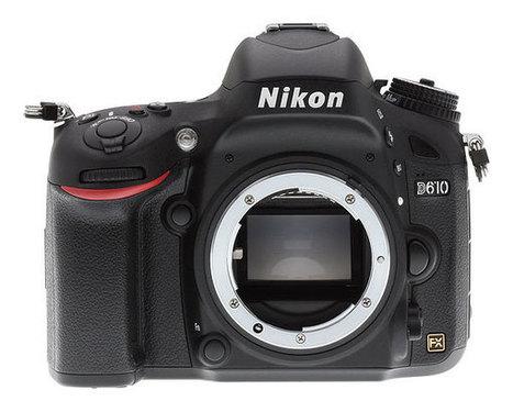Nikon D610 review: Can modest tweaks keep this full-frame DSLR on top? - imaging resource   Digital Cameras   Scoop.it
