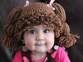 Cabbage Patch Kids wigs for babies go viral | Cultural Trendz | Scoop.it