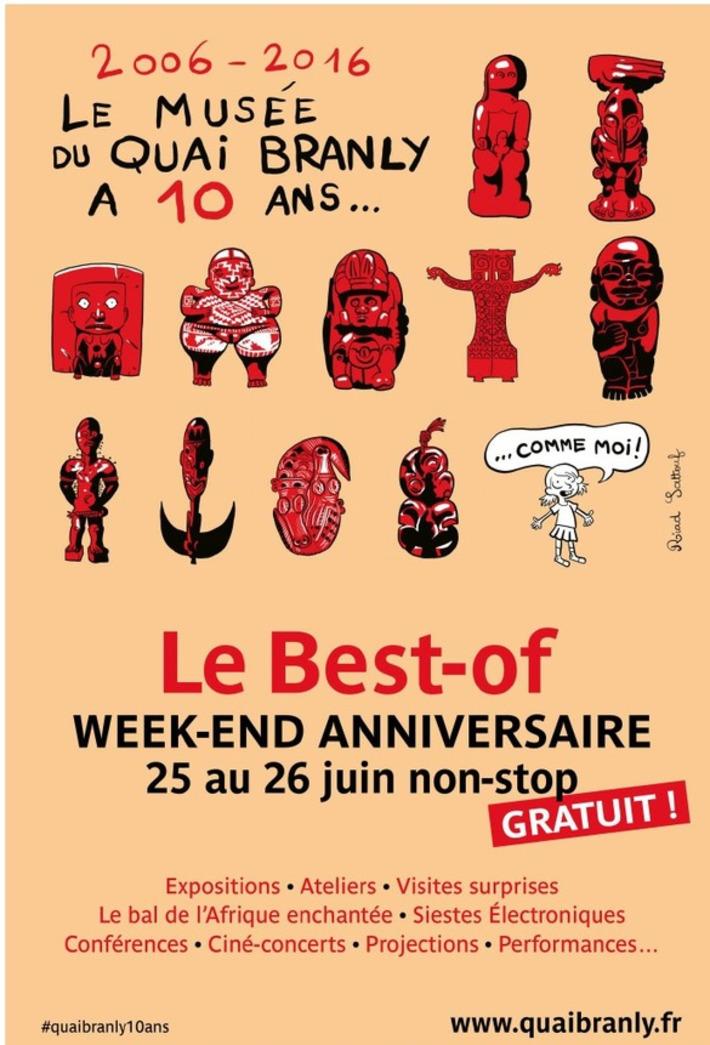 Le musée du quai Branly fête ses 10 ans ! | Art Aborigène (Blog) | À la une | Scoop.it