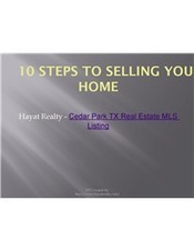 Ten steps to selling your home   Real Estate   Scoop.it