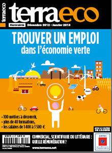 Trouver un emploi dans l'économie verte | Hors-série Terra Eco (12/2012) | Orientation, insertion, formation professionnelle | Scoop.it