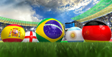 2014 FIFA World Cup Puts Spotlight on Social Media Marketing | Ecommerce | Scoop.it