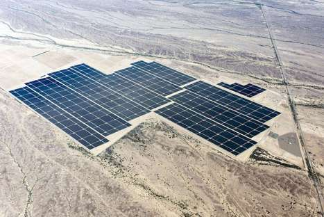 World's Largest Solar Power Plant of 290 MW Helps the Golden State get Greener | Oven Fresh | Scoop.it