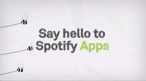 Spotify Expands App Platform | Music business | Scoop.it