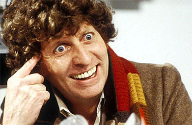 A Companion To The Doctors: The Fourth Doctor | Master of My Domain | Scoop.it