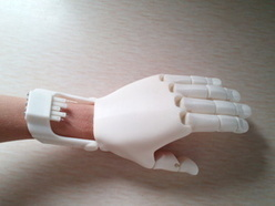 Prosthetic Hand Plans by 3D Print Designers | Managing Technology and Talent for Learning & Innovation | Scoop.it